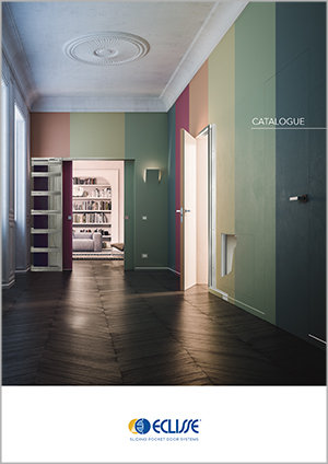 ECLISSE Catalogue International Sliding pocket door systems