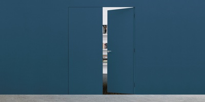 Syntesis Line Flush Pocket Door System Eclisse World
